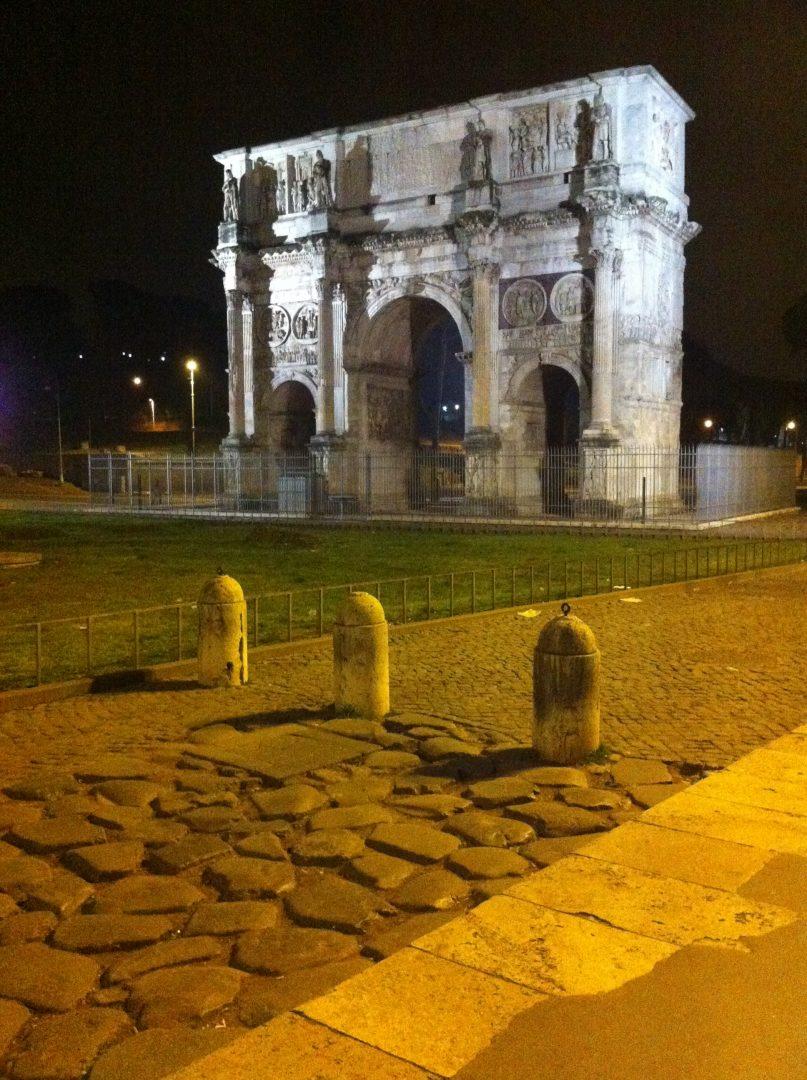 Arco di Costantino Ρώμη travelshare.gr