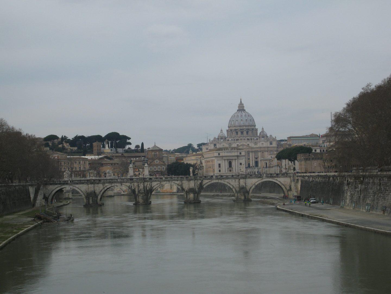 Tevere-ponte Ρώμη travelshare.gr