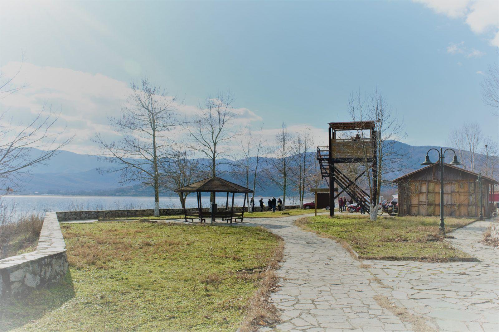 travelshare.gr στη λίμνη κερκίνη