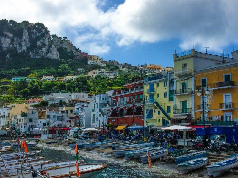 marina grande capri travelshare.gr