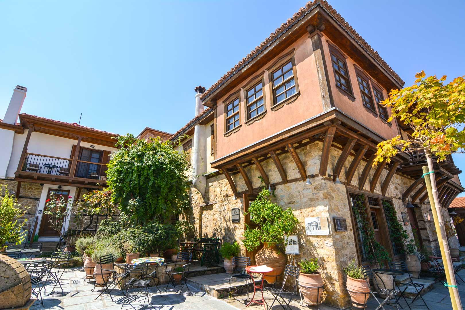 Παραδοσιακός Ξενώνας αρναία travelshare.gr