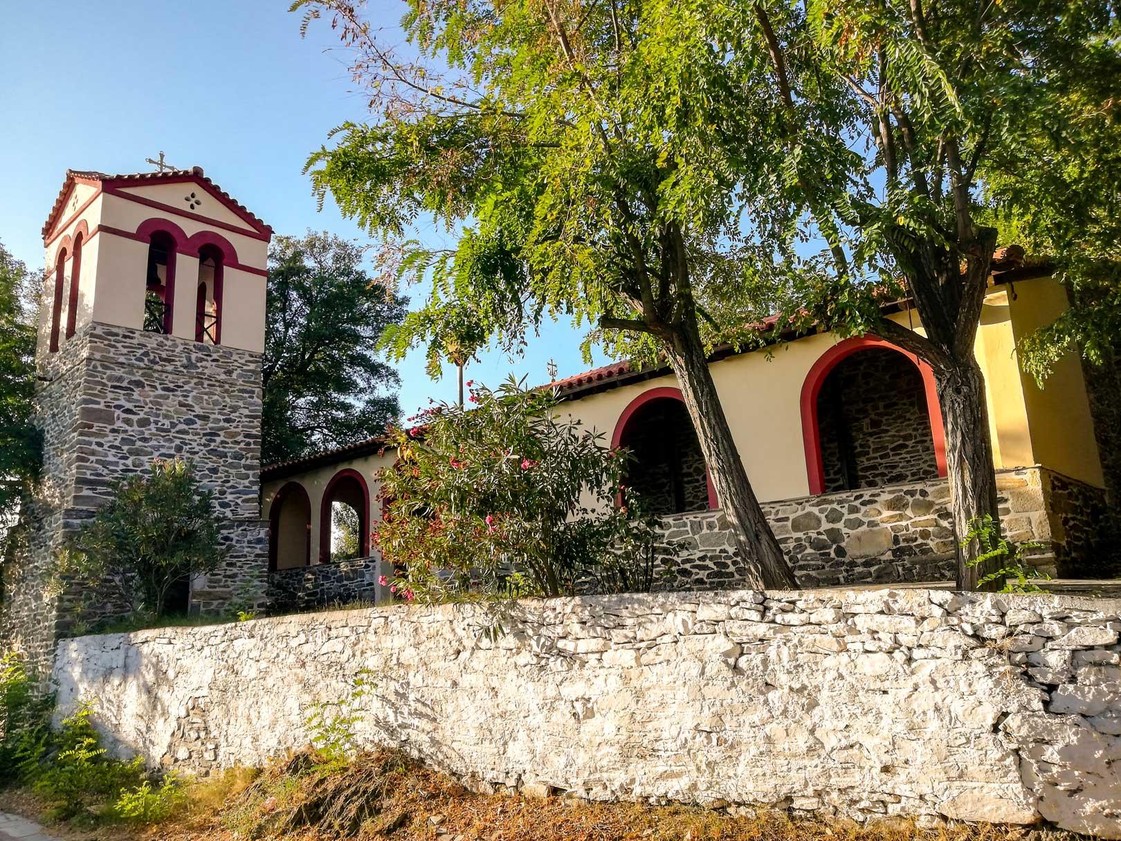 Εκκλησία Παρθενώνα Χαλκιδικής travelshare.gr