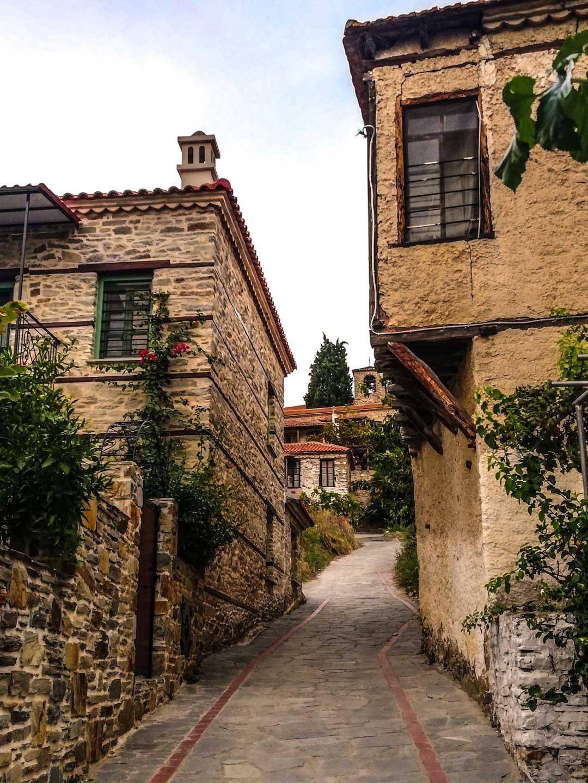 nikiti macedonian architecture Χαλκιδικής travelshare.gr