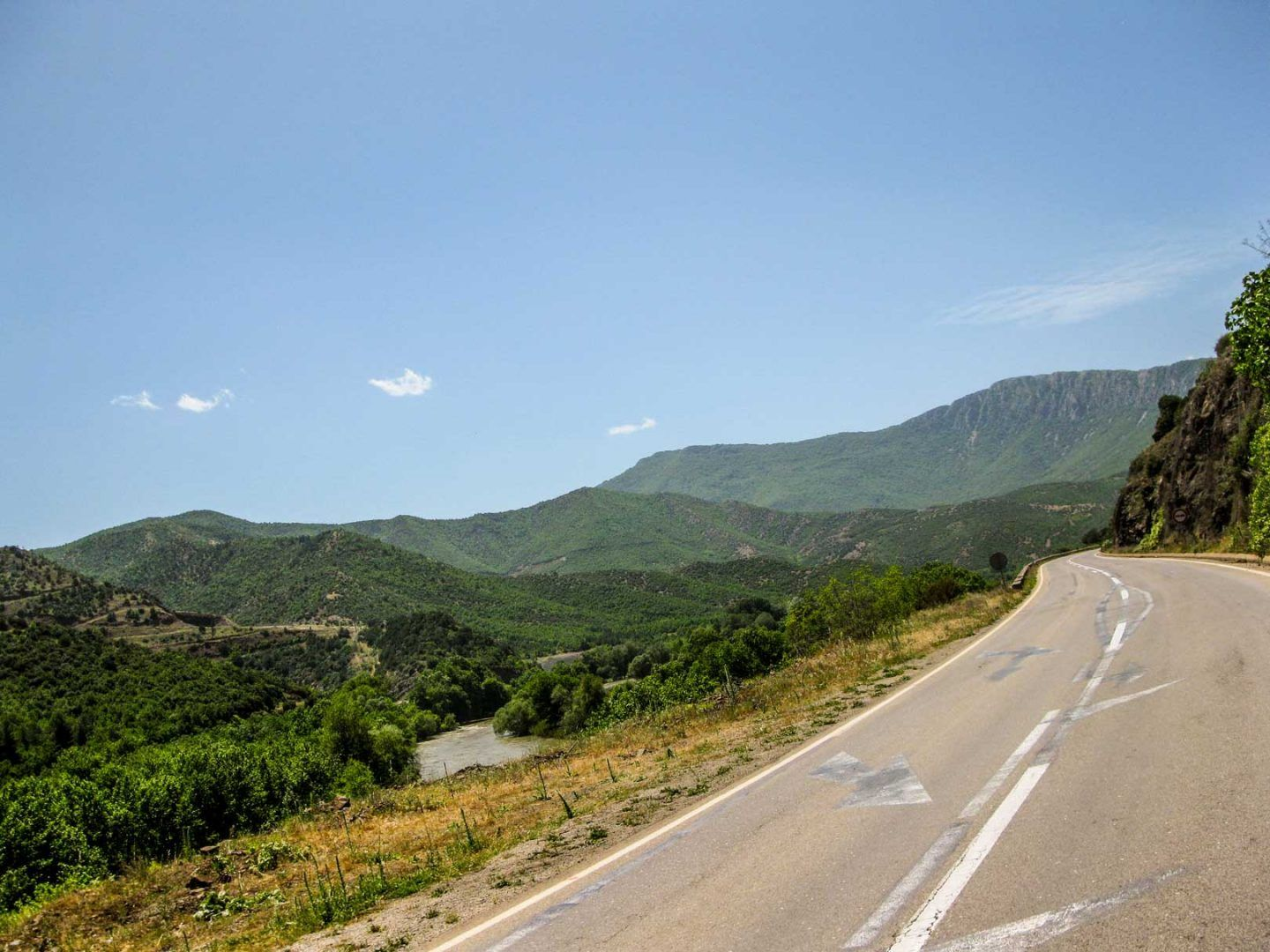 on the road to ohrid travelshare.gr Οχρίδα road trip
