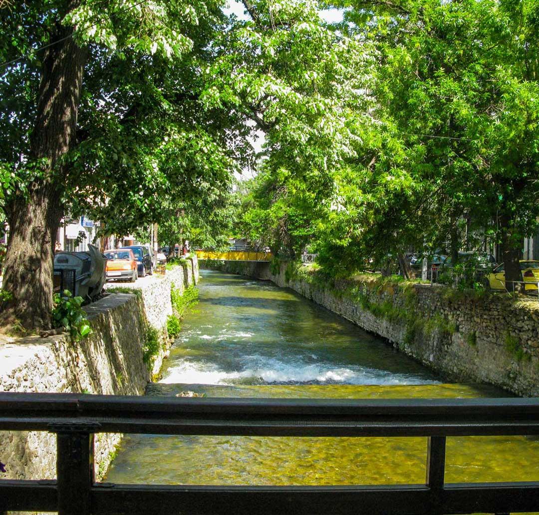 ποταμός Ντρόγκαρ Μπίτολα travelshare.gr Οχρίδα road trip