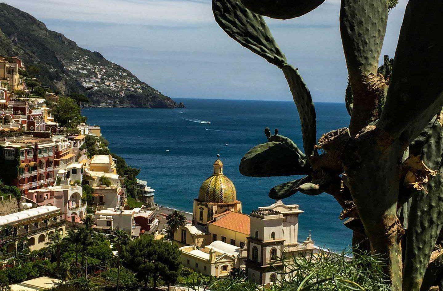 Ακτή Αμάλφι Positano Italy