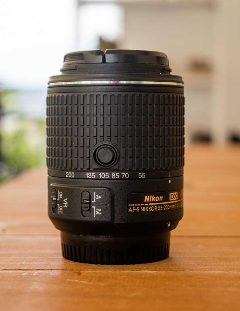 nikkor 55-200mm NIKON φακούς travelshare.gr