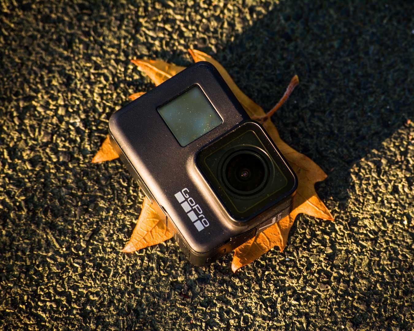 GoPro Hero 7 Black travelshare.gr review