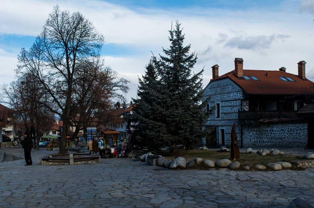 Διακοπές στο Μπάνσκο πλατεία vaptsarov