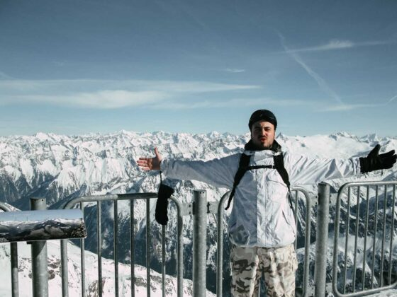 travelshare.gr χιονοδρομικά της Αυστρίας 3250 μετρα