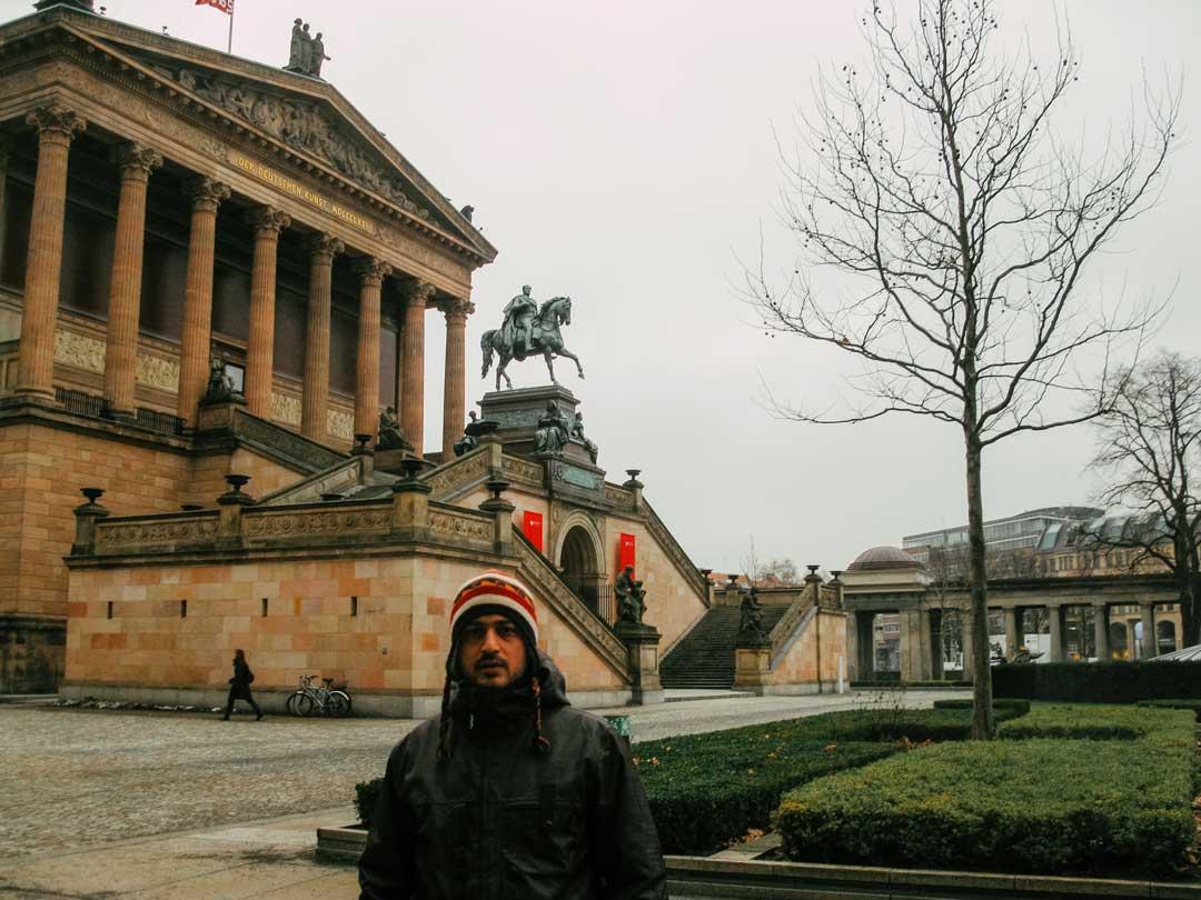 οδηγός για το Βερολίνο νησί των μουσείων
