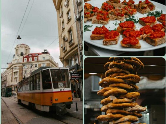 Free walking Food tour στη Σόφια