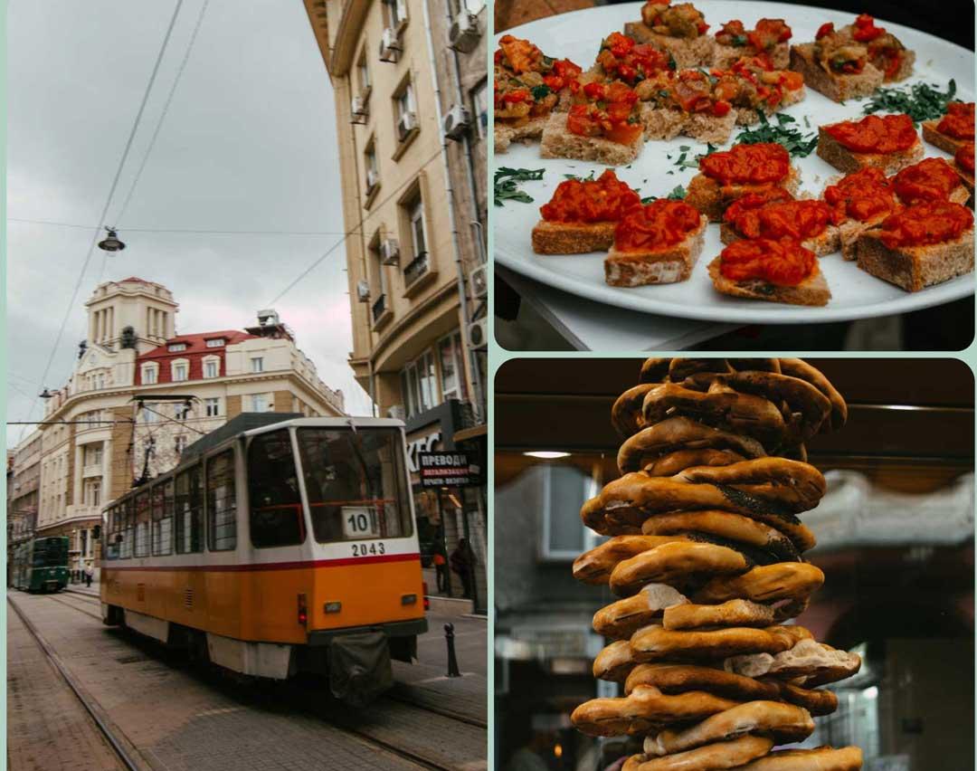 Free walking Food tour στη Σόφια