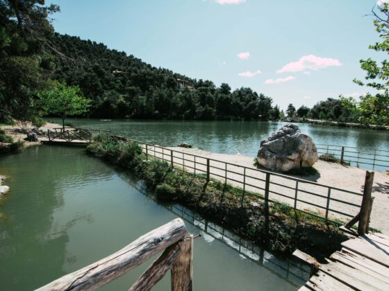 Λίμνη Μπελέτσι Εκδρομή