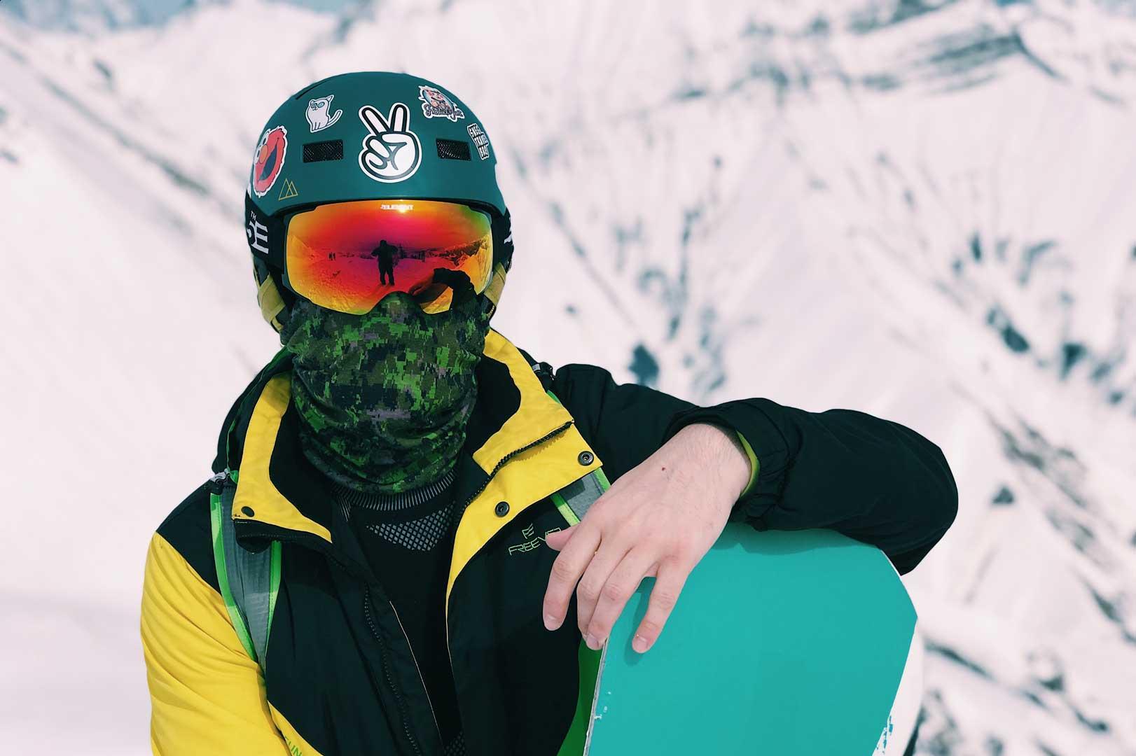 travelshare.gr snowboard  κράνος για ski