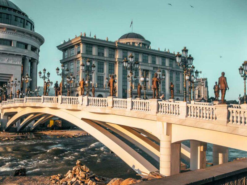 Τι να κάνεις στα Σκόπια