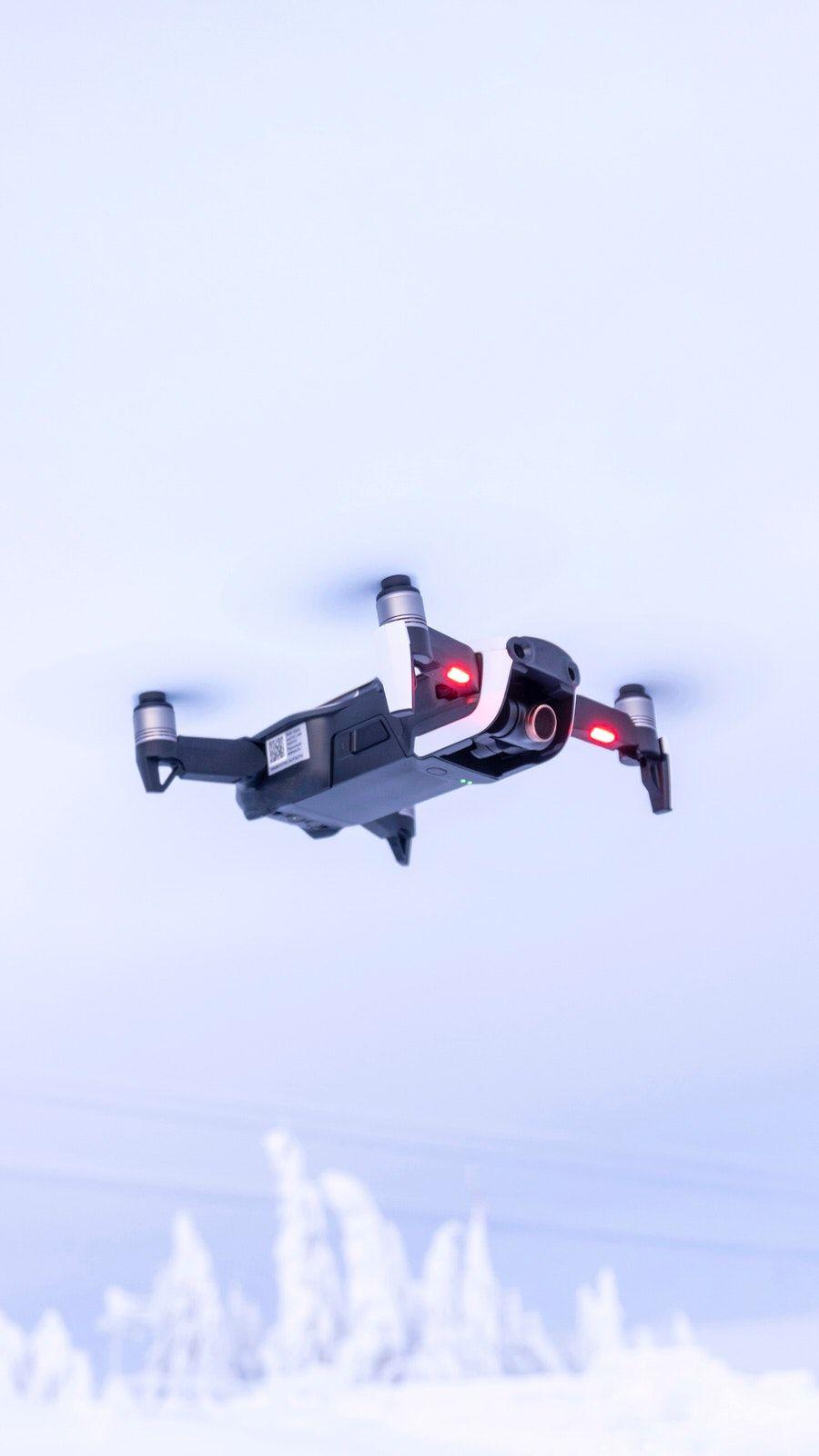 drone το χειμώνα dji mavic air travelshare.gr