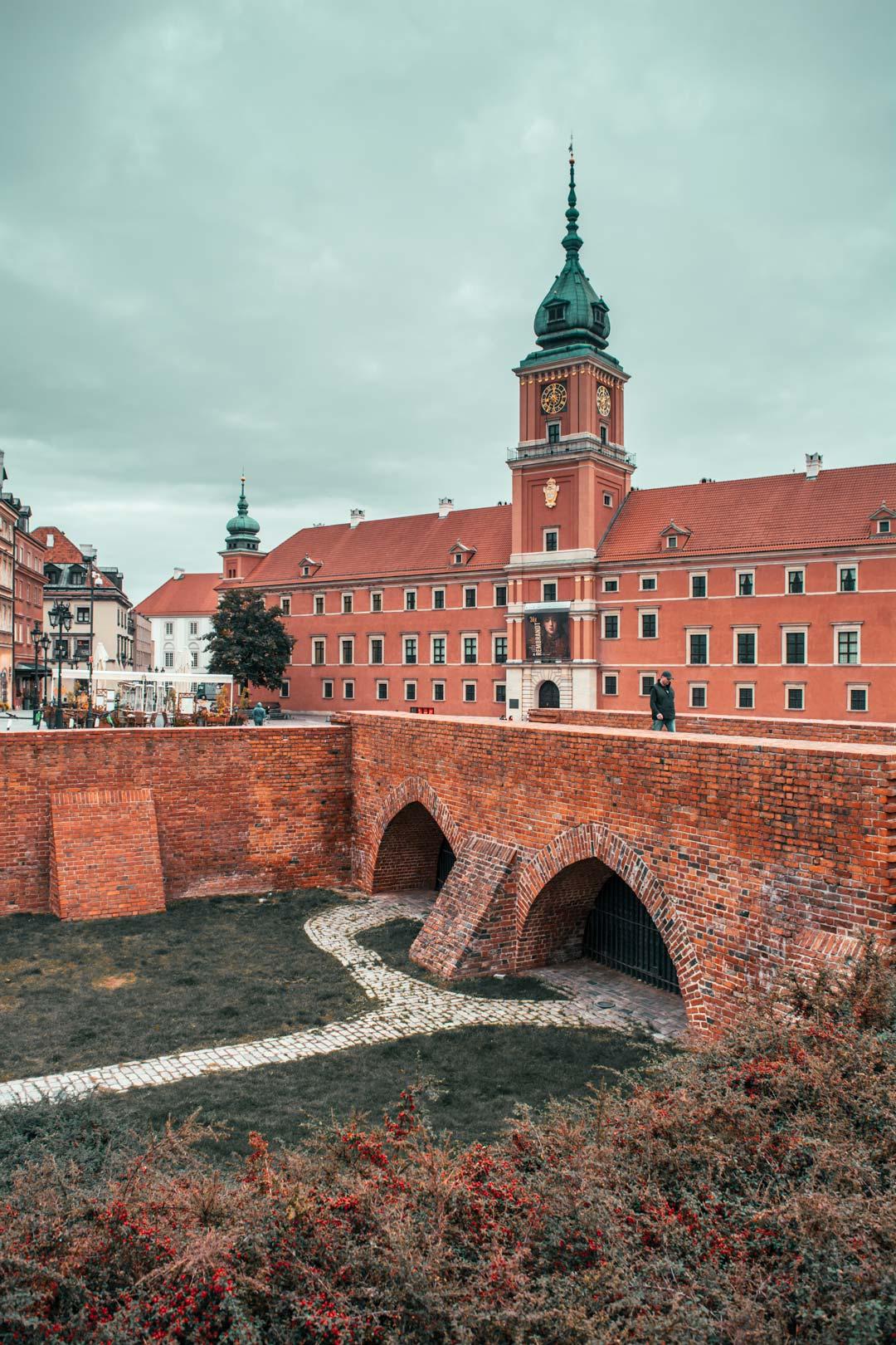 Βασιλικό-κάστρο-Βαρσοβίας-travelshare.gr
