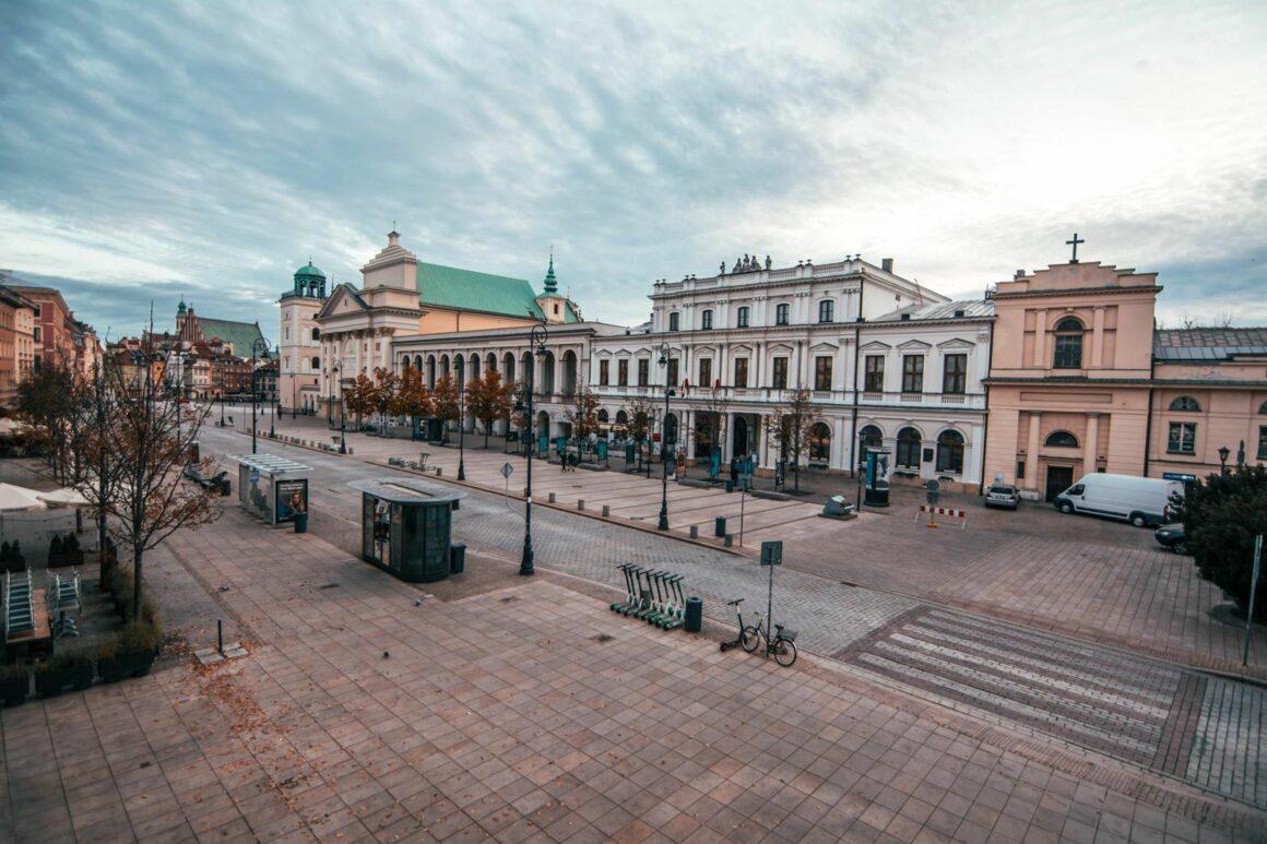 Φωτογραφία στη Βαρσοβία-θεα-από-το-ξενοδοχείο-Travelshare.gr