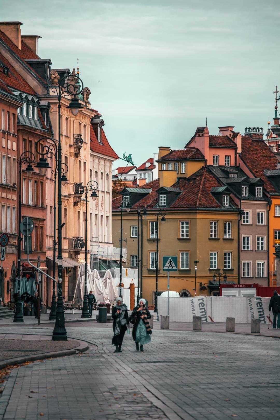 Φωτογραφία στη Βαρσοβία-πρωινή-βόλτα-προς-τη-παλία-πόλη-travelshare.gr
