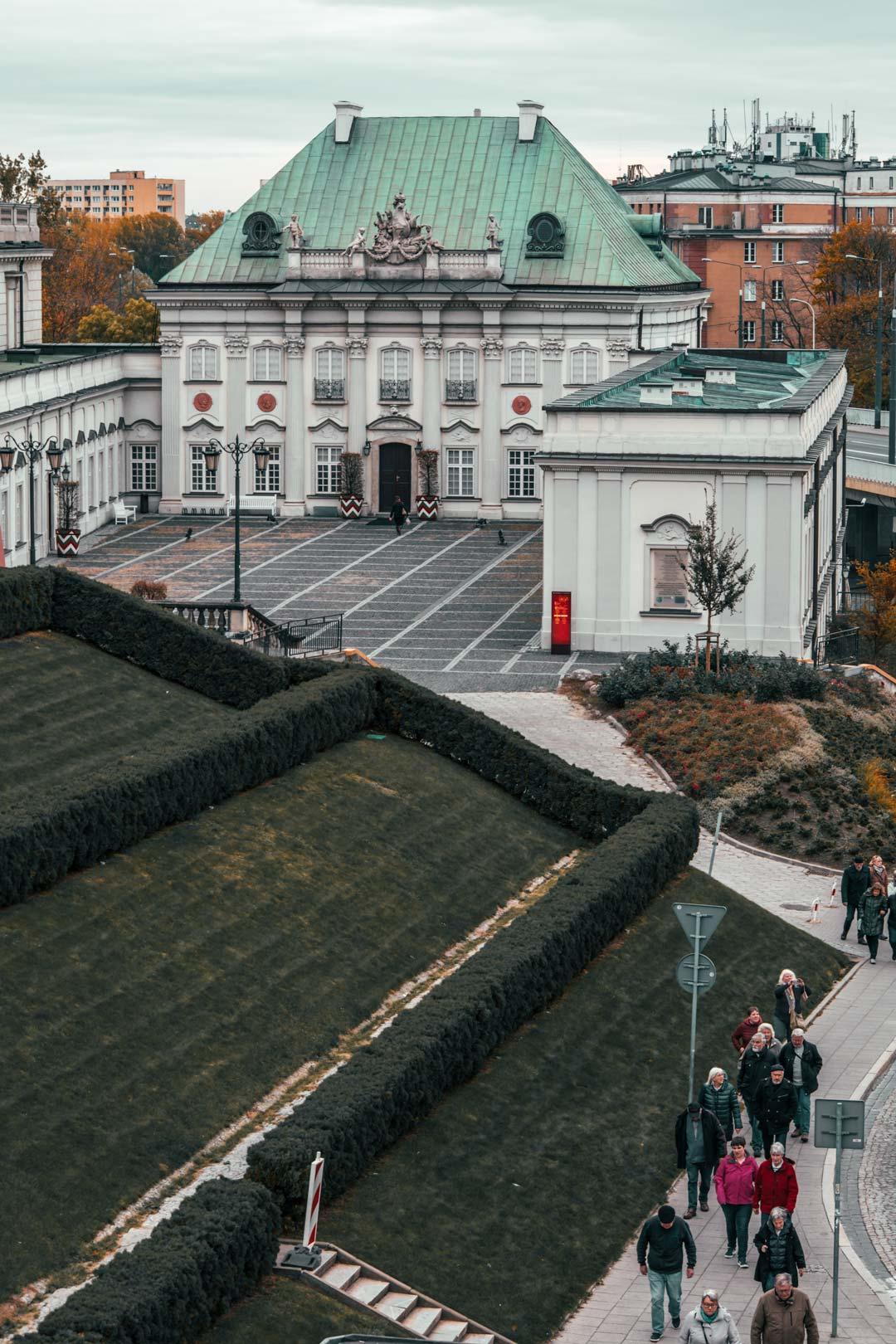 Φωτογραφία στη Βαρσοβία-Copper-Roof-Palace-travelshare.gr