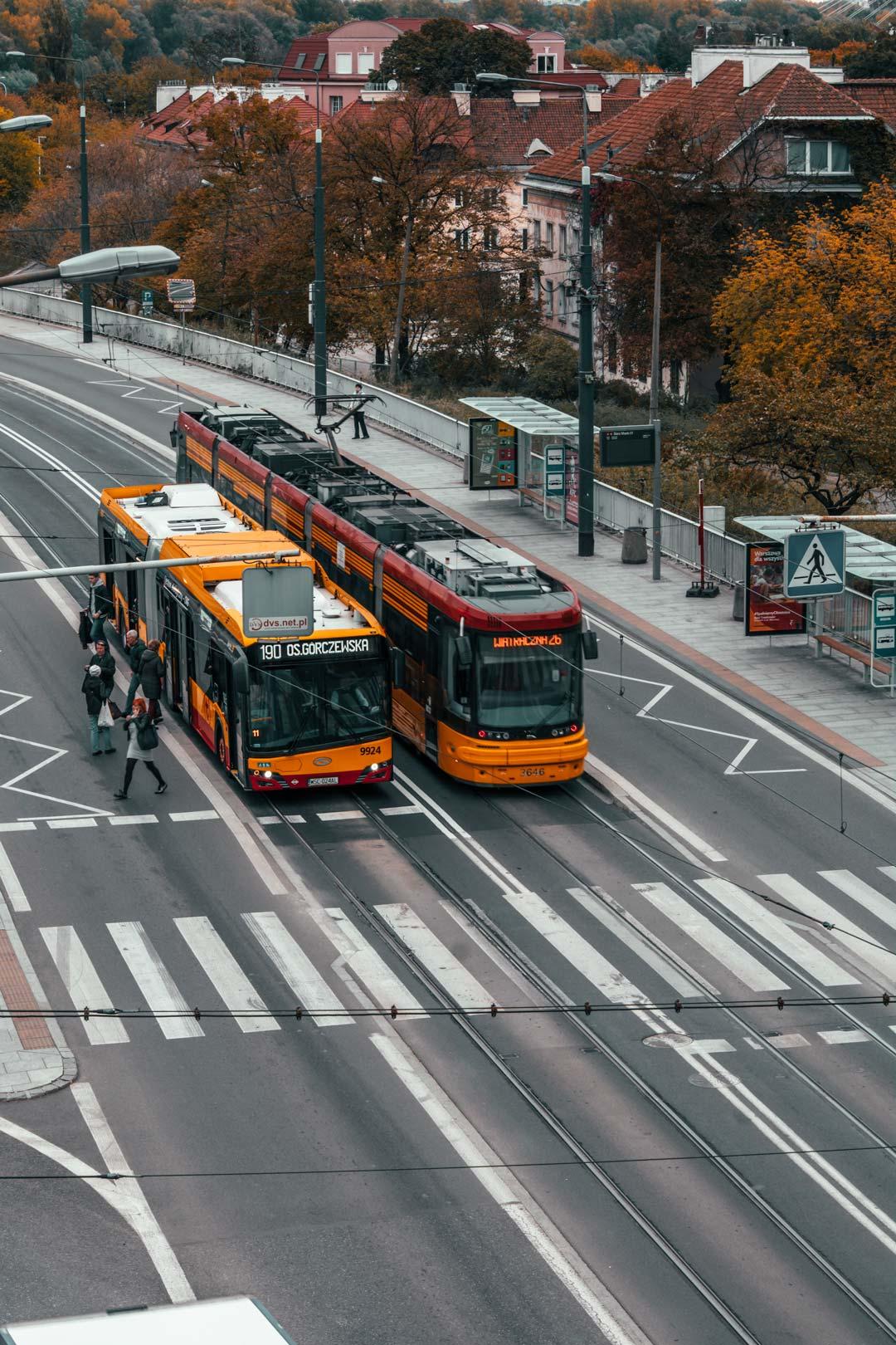 συγκοινωνία-Βαρσοβία-travelshare.gr
