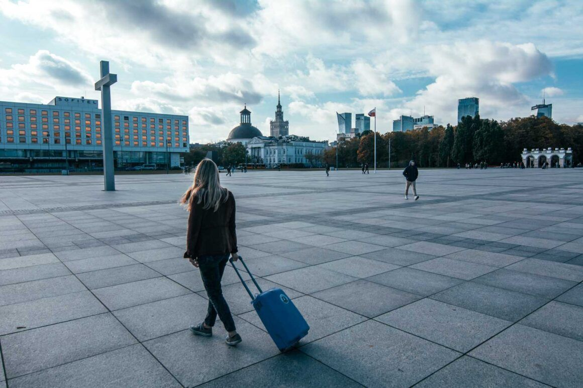 Φωτογραφία στη Βαρσοβία Σαξονικός Κήπος travelshare.gr