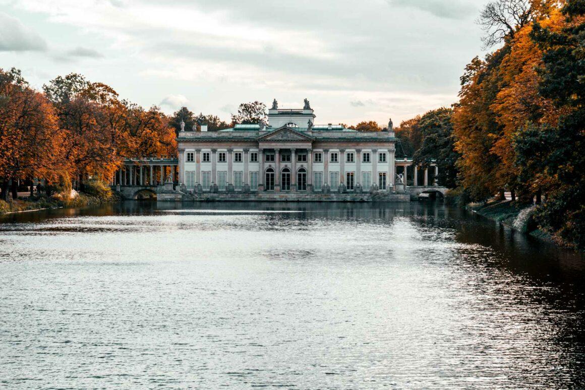 Lazienki Palace Warsaw travelshare.gr