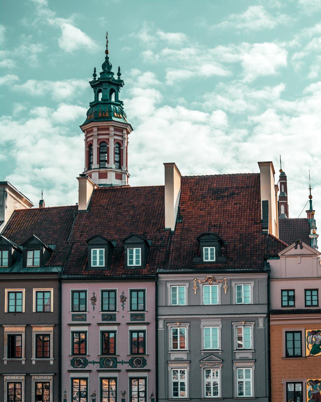 Old-city-in-Warsaw-Poland-travelshare.gr-φωτογραφία στη Βαρσοβία