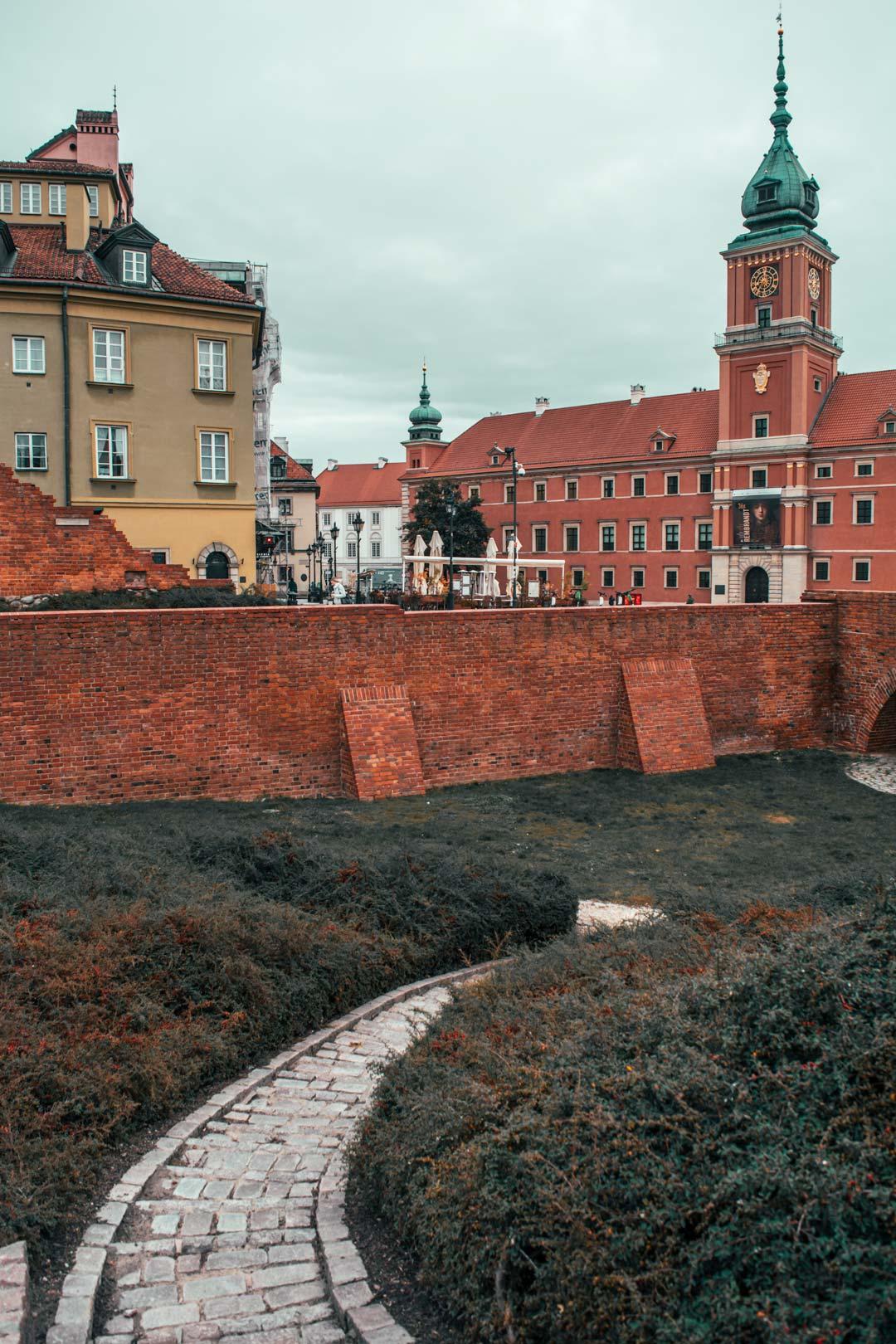 Warsaw-Βασιλικό-κάστρο-travelshare.gr