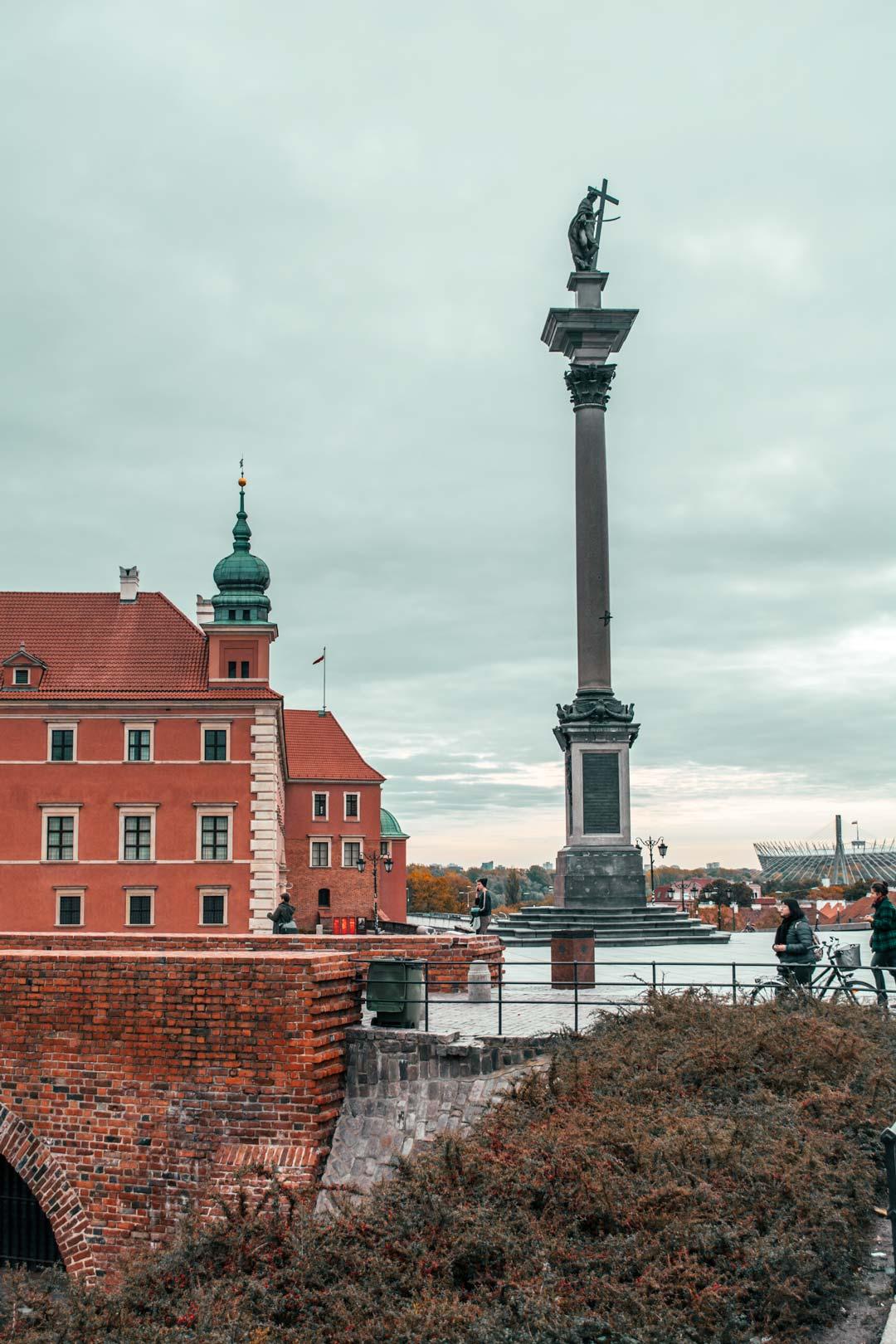 Warsaw-Sigismund's-Column-travelshare.gr