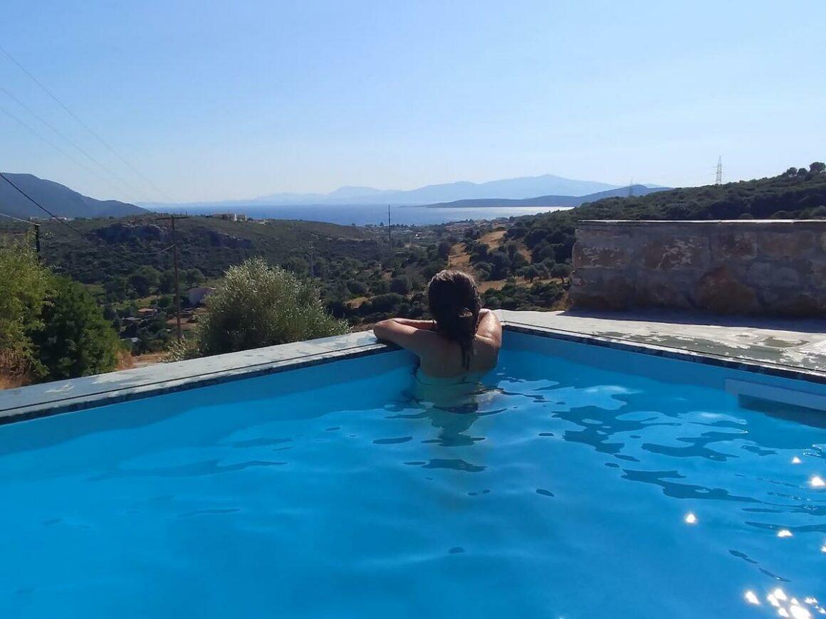 Ταξιδιωτικός Διαγωνισμός βίλα πισίνα