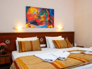 Ταξιδιωτικός Διαγωνισμός Hotel Dimitria
