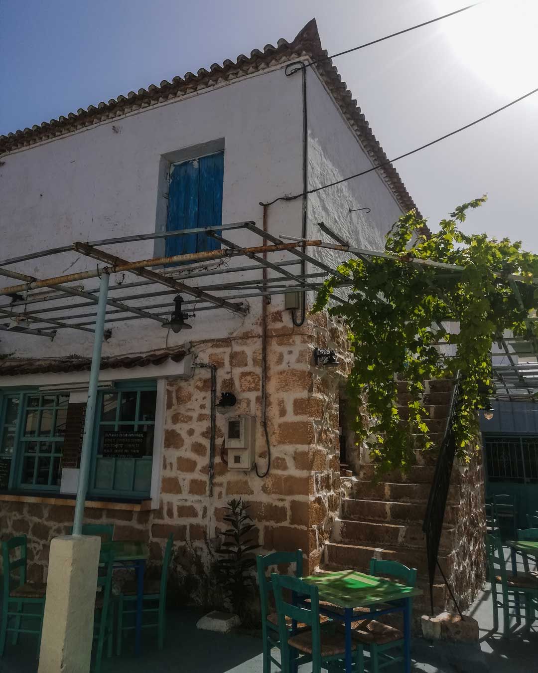 Σέιλορ Αγκίστρι - Travelshare.gr