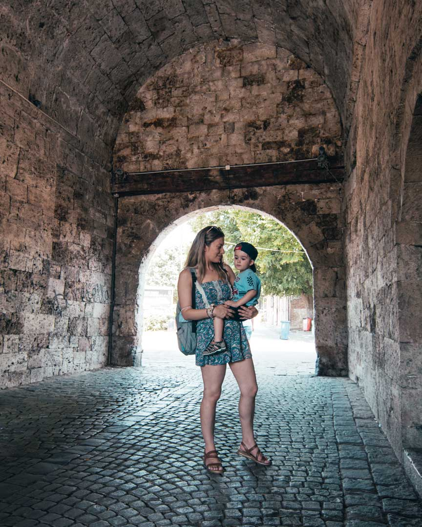 ταξίδι στη Νις - πύλη φρούριο